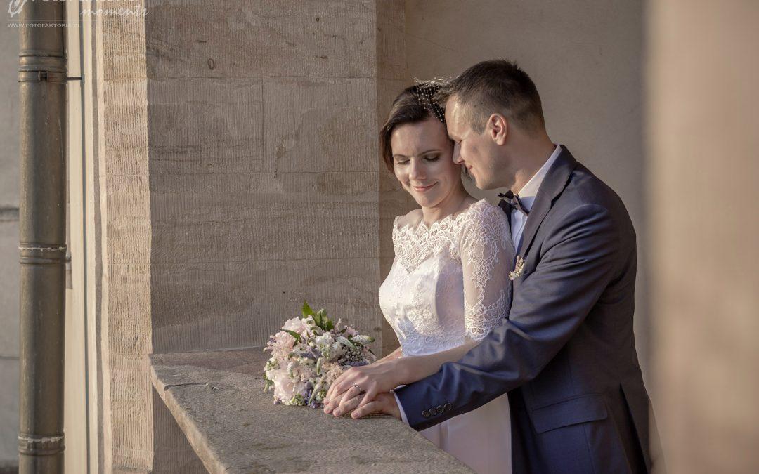 Ślub Moniki i Kamila
