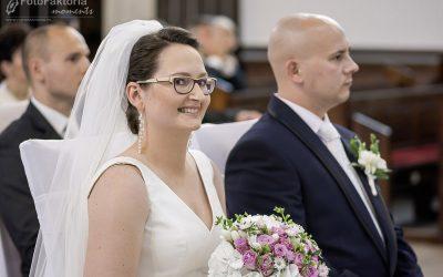 Ślub Elizy i Łukasza